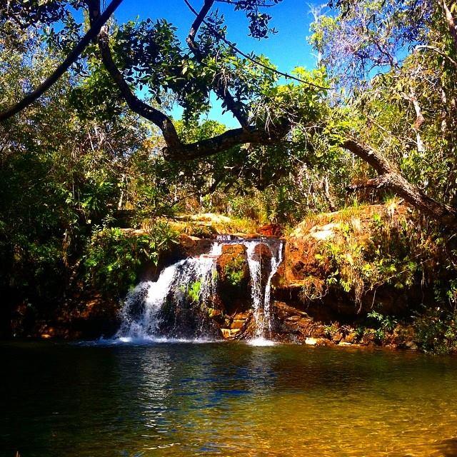 Cachoeira do (ex-) Pulo 'Saltava todo mundo, mas agora niguém salta mais, salta mais, salta mais'