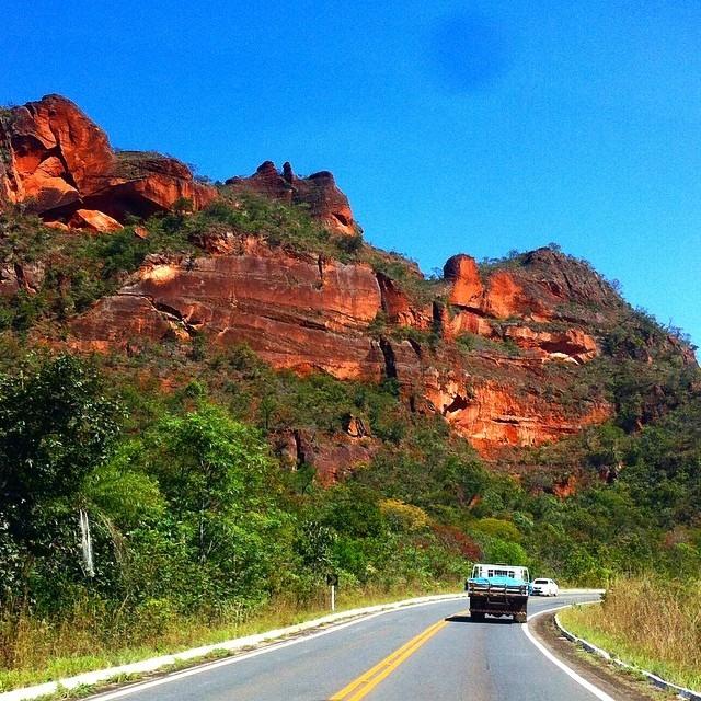 Chapada dos Guimarães, o Grand Canyon brasileiro. Viva a cultura nacional!