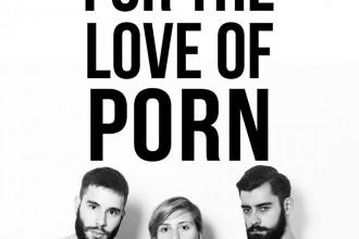 Pornceptual Berlin Crew: Chris Phillips, Raquel Fedato e Emre Saglam