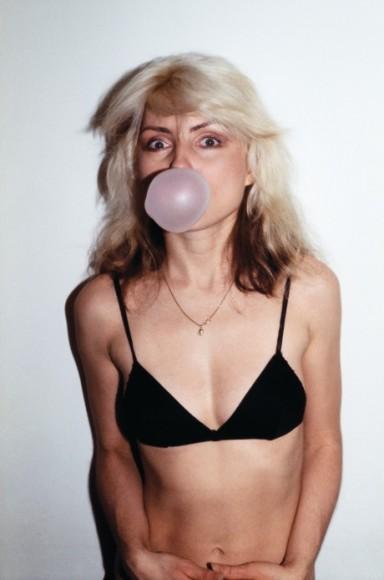 Debbie Harry, por Chris Stein