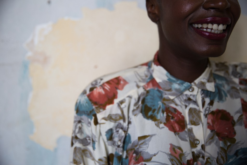 Kbela, o filme | Foto: Alile Dara Onawale. Atriz: Isabel Martins Zua.