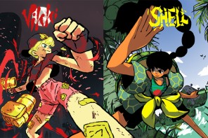 FIGHT! Zine, por Jenn Woodall | Ovelha