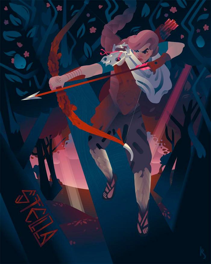 FIGHT! Zine, por Jenn Woodall | Ovelha