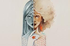 Ilustração por Thais Erre | Ovelha