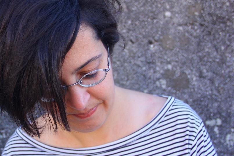 Angélica Freitas. Foto: Renata Freitas