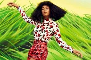 Solange Knowles por Julia Noni