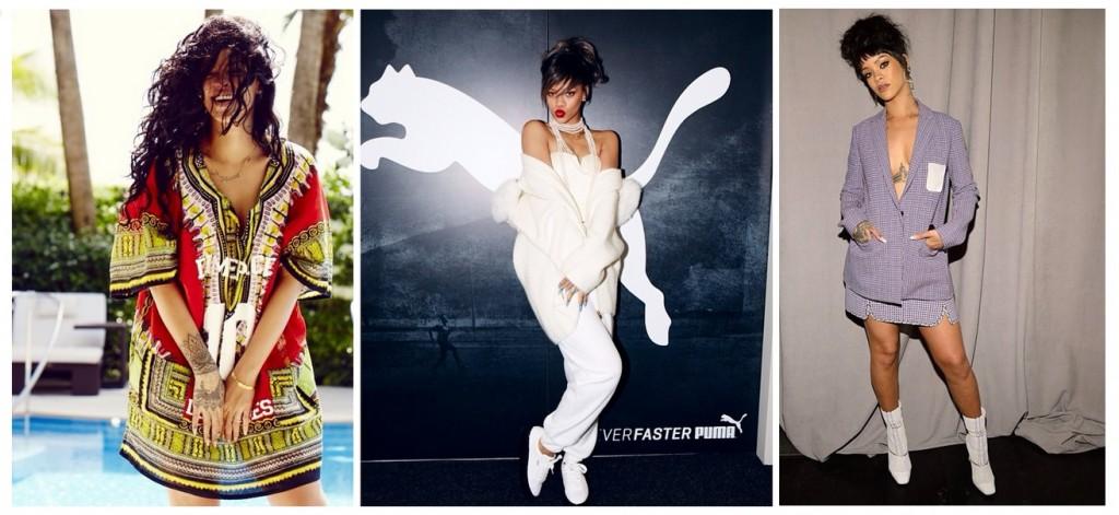 Rihanna | Fotos: Divulgação Instagram