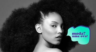 Cabelo afro não é moda! | Ovelha