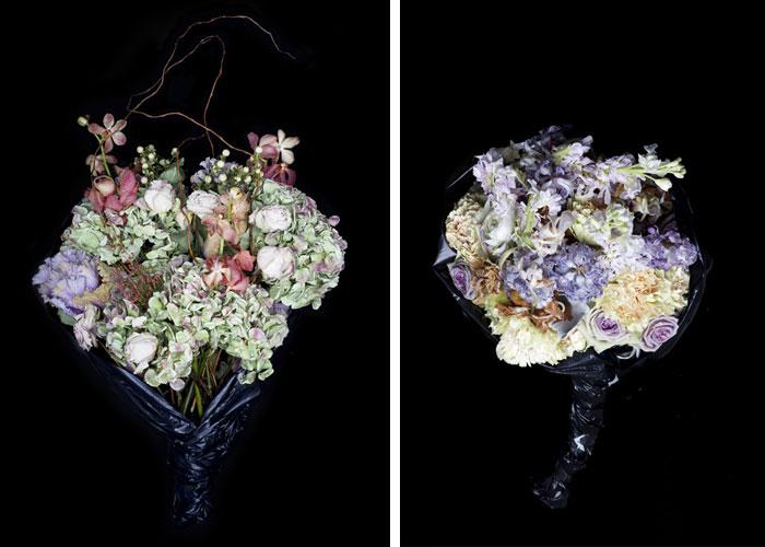 Primeira exposição solo de Zoë Buckman: 'Present Life' (2015)