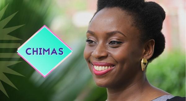Chimamanda Ngozi Adichie, a nossa 'Chimas'