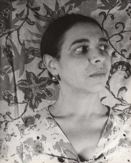 A escritora Nella Larsen