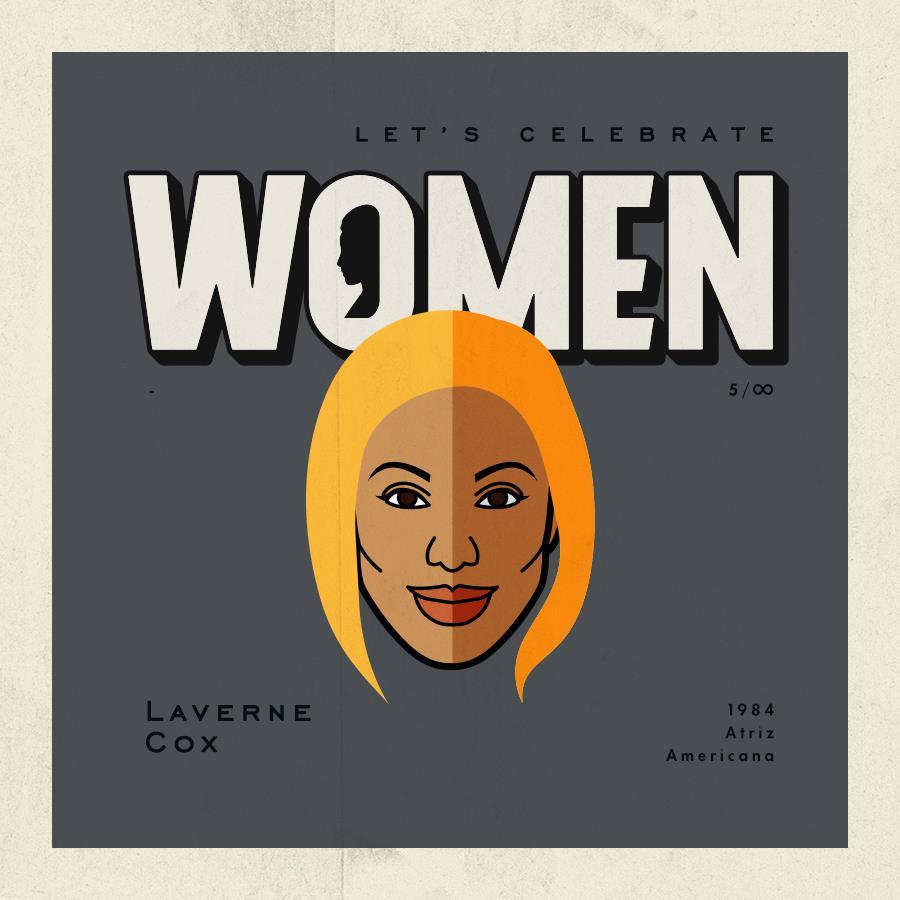 Let's Celebrate Women: Laverne Cox
