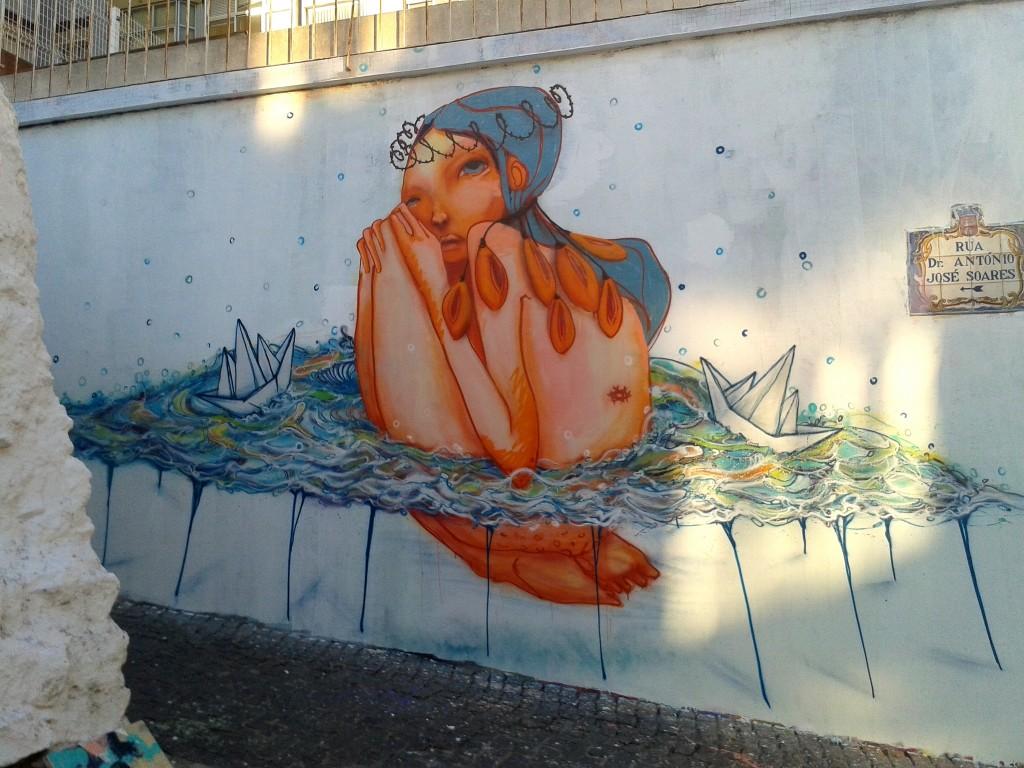 """banzo"". Mag Magrela + Ram Miguel. Sintra, Portugal, 2013"