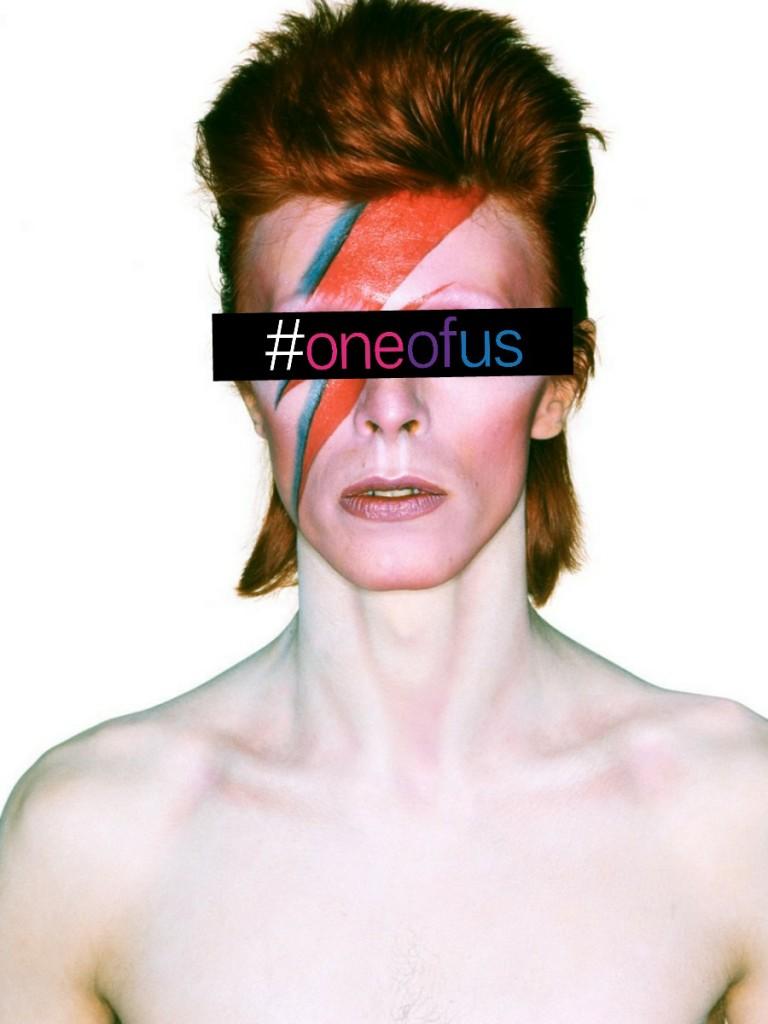 """David Bowie - Deus do rock andrógino """"É verdade - Eu sou bissexual. Mas não posso negar que usei esse fato muito bem. Eu suponho que seja a melhor coisa que já me aconteceu""""."""