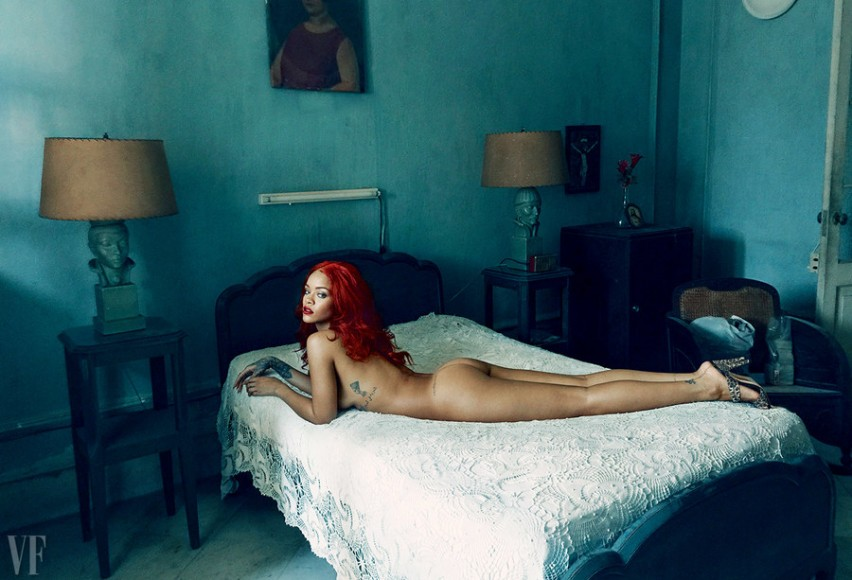 Photograph by Annie Leibovitz; Styled by Jessica Diehl. | Vanity Fair