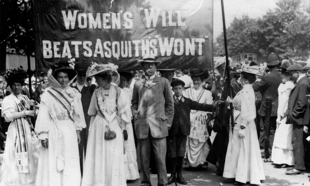 womenagainstHerbert Asquith