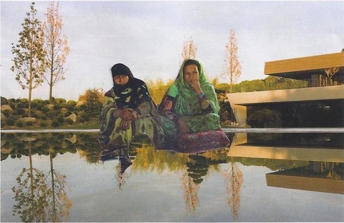 Colagem de Pauline Zenk