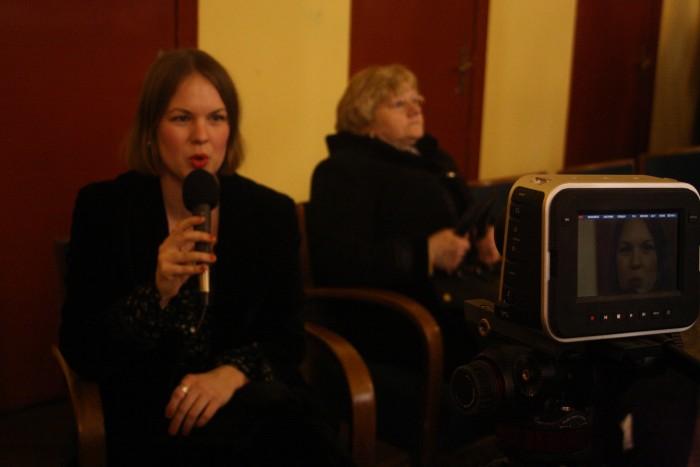 Karin Fornander fala sobre a criação do Festival de Cinema Feminista de Berlim