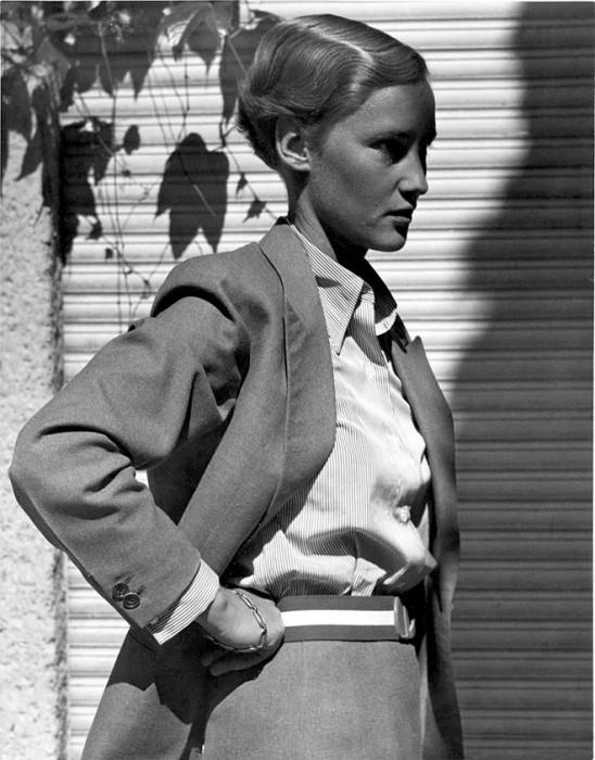 Ruth von Morgen (Foto: Marianne Breslauer)