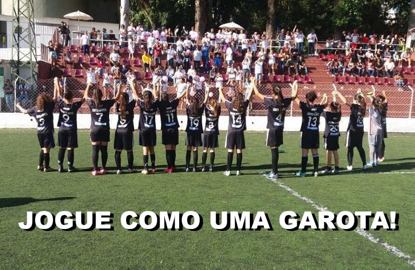 Parabéns meninas do Centro Olímpico! <3