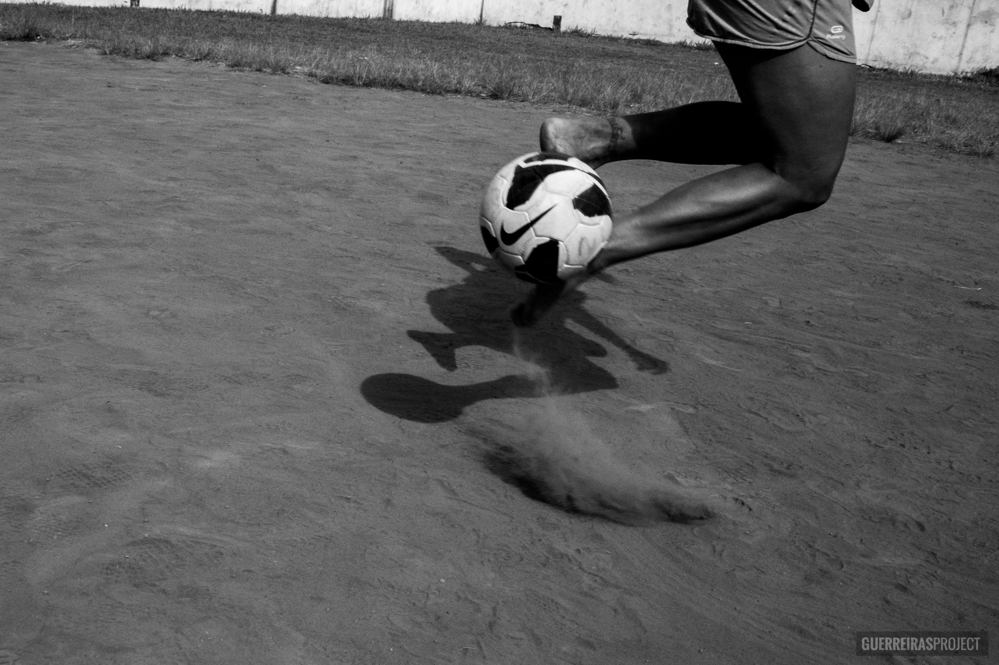 Projeto Guerreiras, 2014. Foto de Daniel Kfouri.