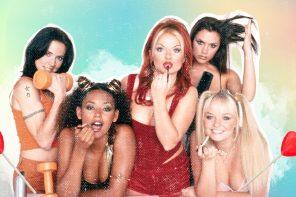 20 vezes Spice Girls