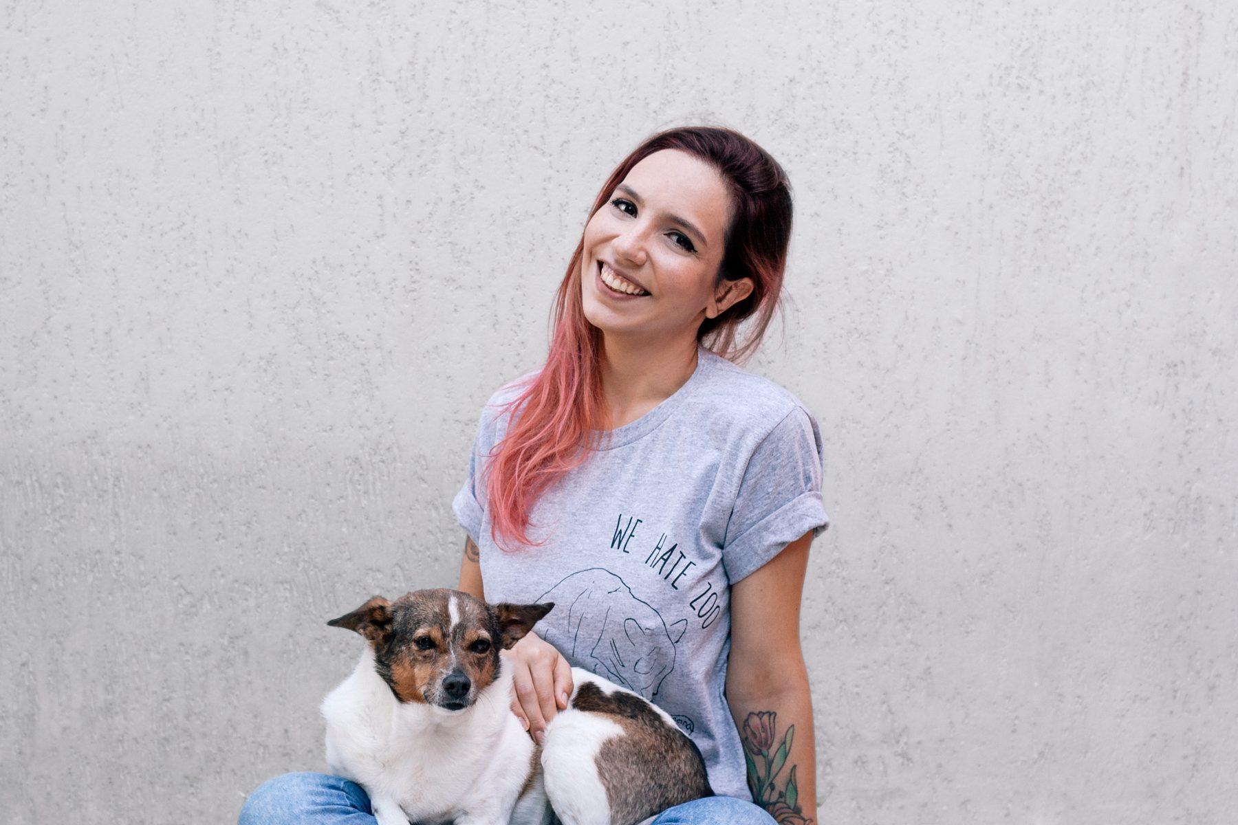 Marina Colerato, fundadora do Modefica. Foto: divulgação.