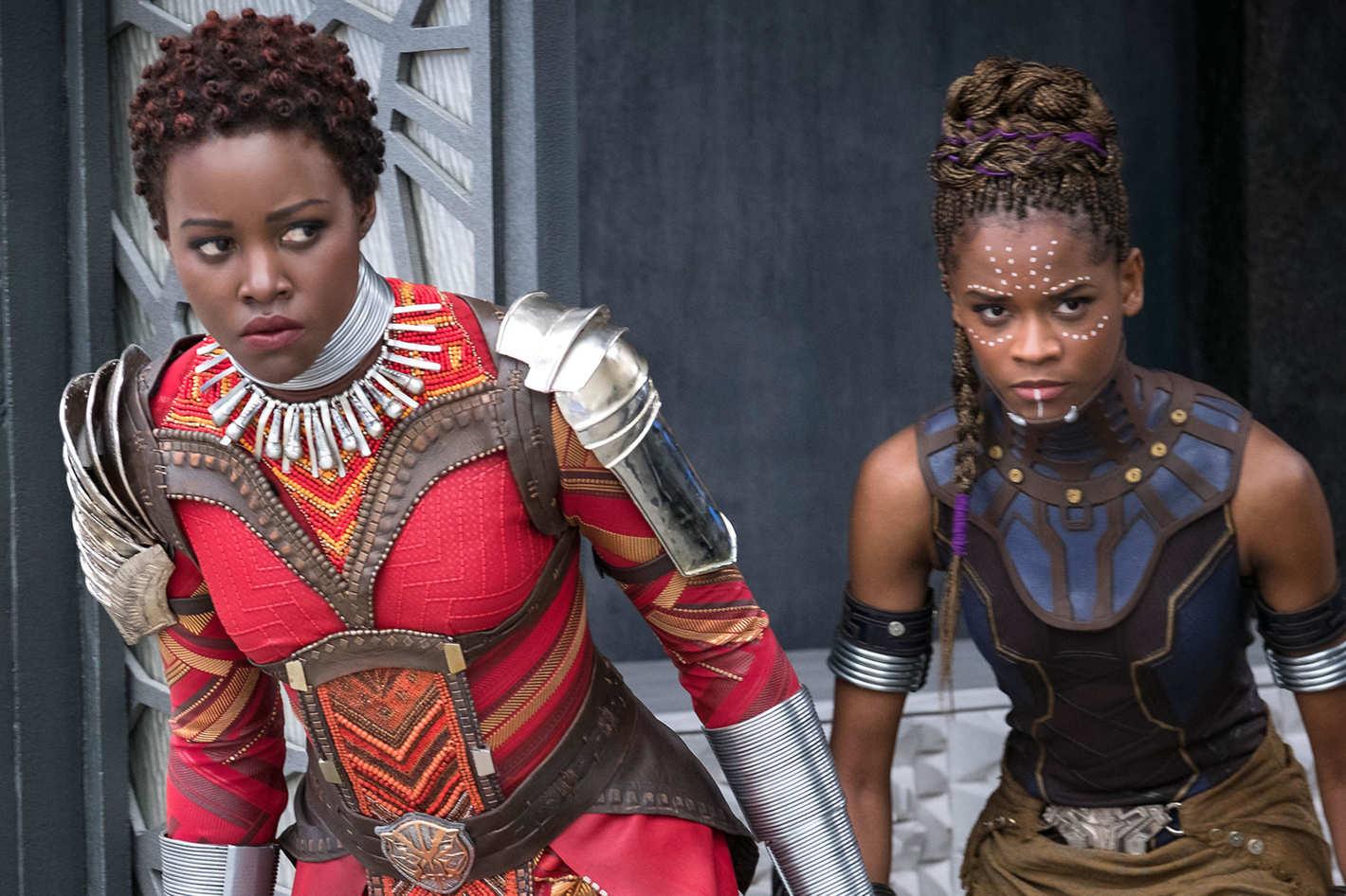 Pantera Negra e as mulheres de Wakanda | Ovelha
